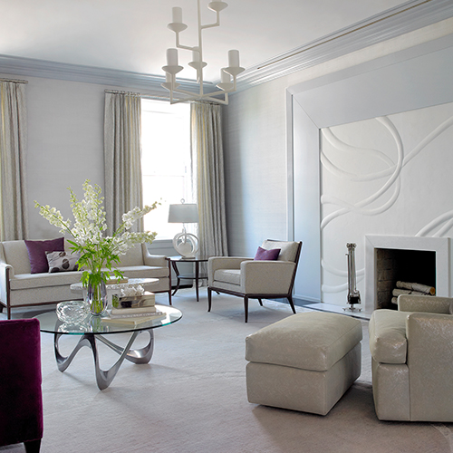 Fifth Avenue Family Residence Residential & Interiors | Amy Lau Design